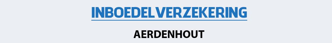 inboedelverzekering-aerdenhout