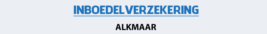 inboedelverzekering-alkmaar