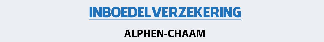 inboedelverzekering-alphen-chaam