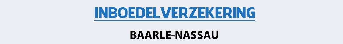inboedelverzekering-baarle-nassau