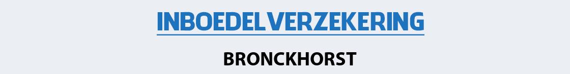 inboedelverzekering-bronckhorst