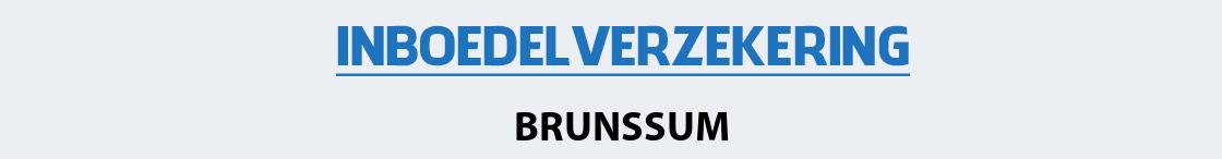 inboedelverzekering-brunssum