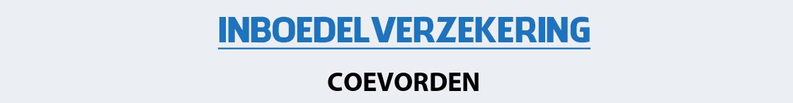 inboedelverzekering-coevorden