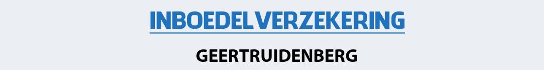 inboedelverzekering-geertruidenberg