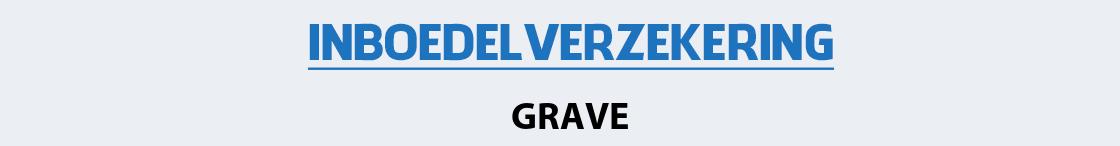inboedelverzekering-grave