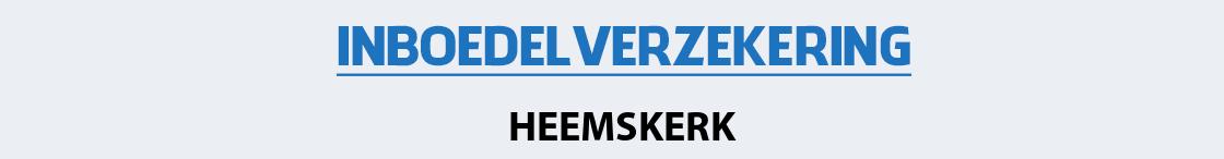inboedelverzekering-heemskerk