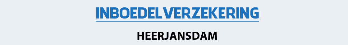 inboedelverzekering-heerjansdam