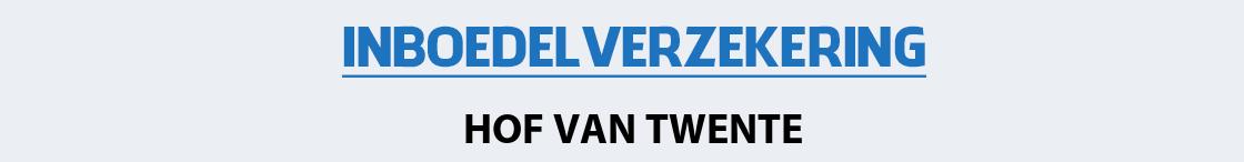 inboedelverzekering-hof-van-twente