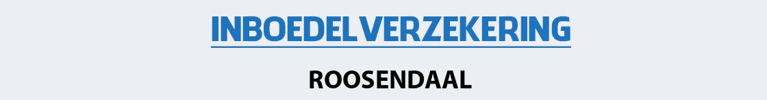 inboedelverzekering-roosendaal