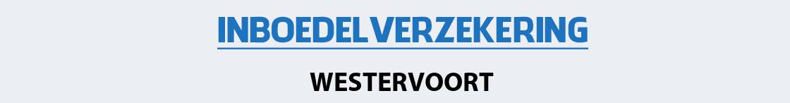 inboedelverzekering-westervoort
