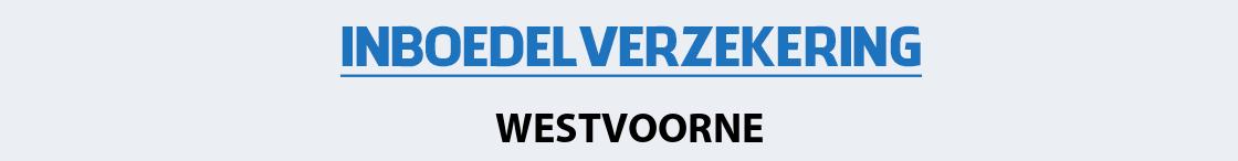 inboedelverzekering-westvoorne
